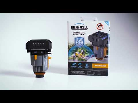 Thermacell Backpacker - How it works