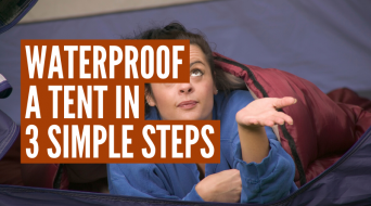 How To Waterproof A Tent (3 Simple Steps)