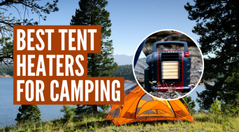 Best Tent Heater For Camping In 2020 (Comparisons & Reviews)