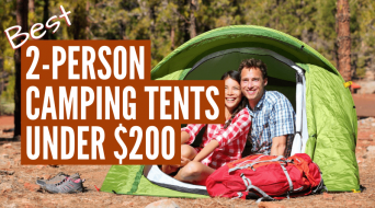 Best Lightweight 2-Person Tent Under $200 (Top Picks)