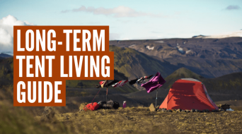 How To Live In A Tent Long Term: Essential Tips