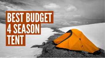 Best Budget 4 Season Tent Of 2020 (Complete Buyer's Guide)