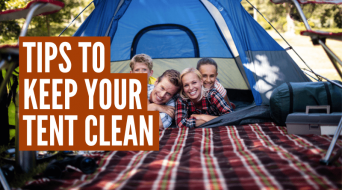 How To Keep Your Tent Clean While Camping (Pro Tips)