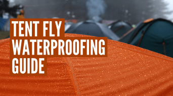 How To Waterproof A Tent Fly (Step-By-Step)