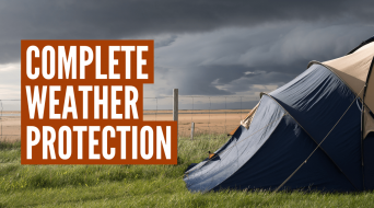 How To Weatherproof A Tent (Complete Guide)