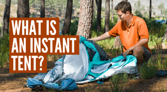 What Is an Instant Tent? (Everything You Need to Know)