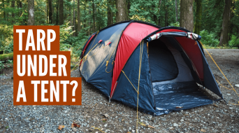 Do I Need a Tarp Under My Tent? Pros and Cons