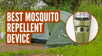 Best Mosquito Repellent Device for Camping (Top 3 Picks Reviewed)