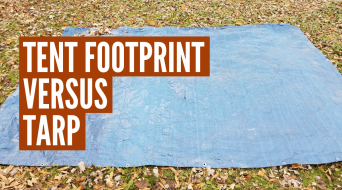 Tent Footprint vs Tarp: Which Is Best for Camping?