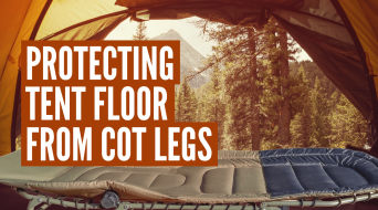 How to Protect Tent Floor From Cot Legs (10 Effective Ways)