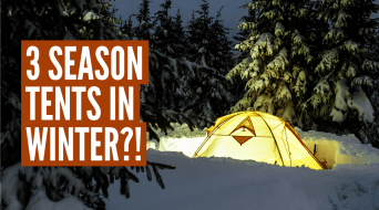 Can You Use a 3 Season Tent in Winter? (Important Tips)